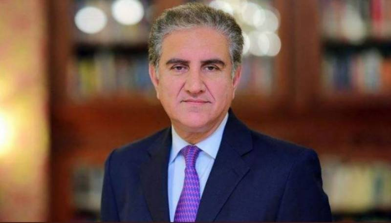 Indian defence minister's nuclear statement is reminder of thirst for violence: Qureshi