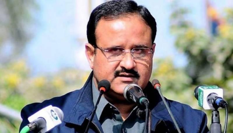 Punjab CM Buzdar inaugurates 'Plant for Pakistan' campaign
