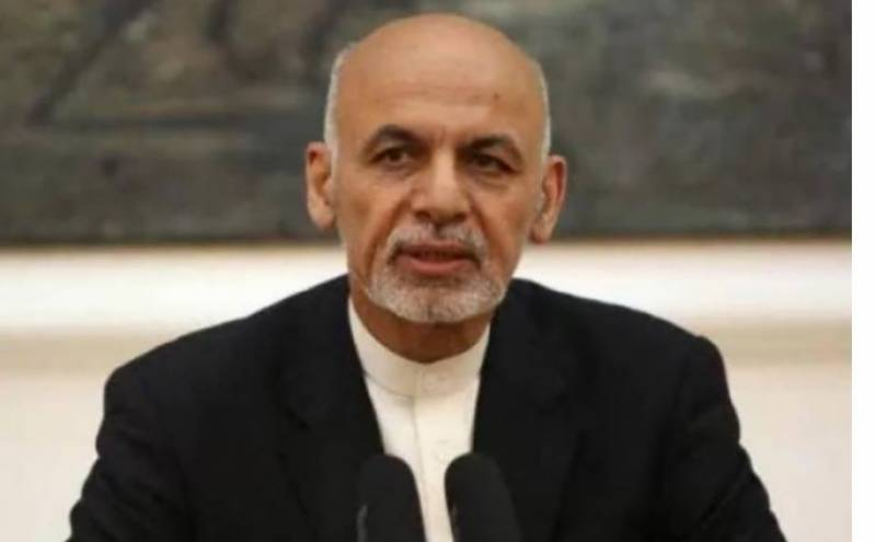 Afghan president vows to crush IS havens after wedding attack