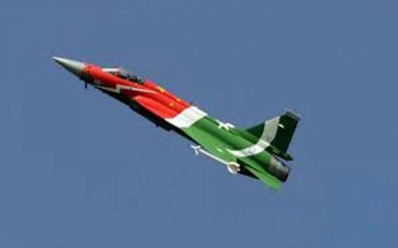 Pakistan, Chinese air forces begin joint exercise 'Shaheen-VIII'