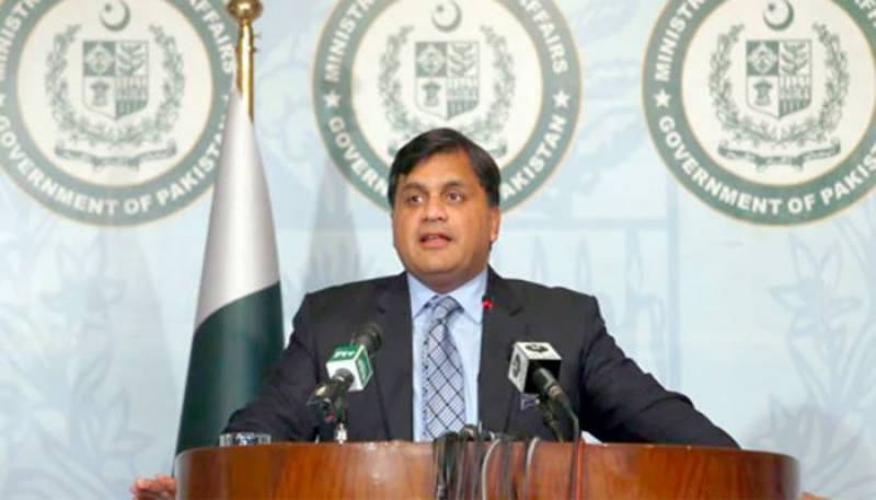 Pakistan fighting Kashmir case at all diplomatic forums: FO