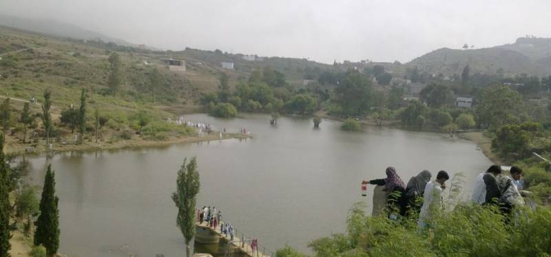 Koh-e-Suleman mela starts at Fort Munro