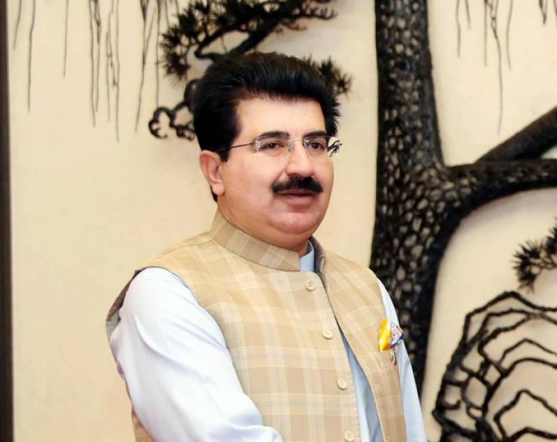Senate chairman Sanjrani cancels UAE visit as Modi honoured amid IoK issue