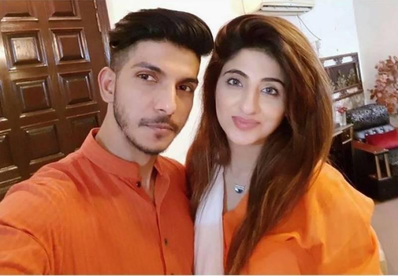Mohsin Abbas Haider's wife Fatima Sohail files khula