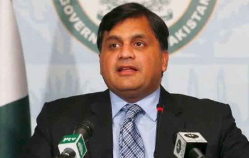 Pakistan urges US, Taliban to resume talks for sake of Afghan peace