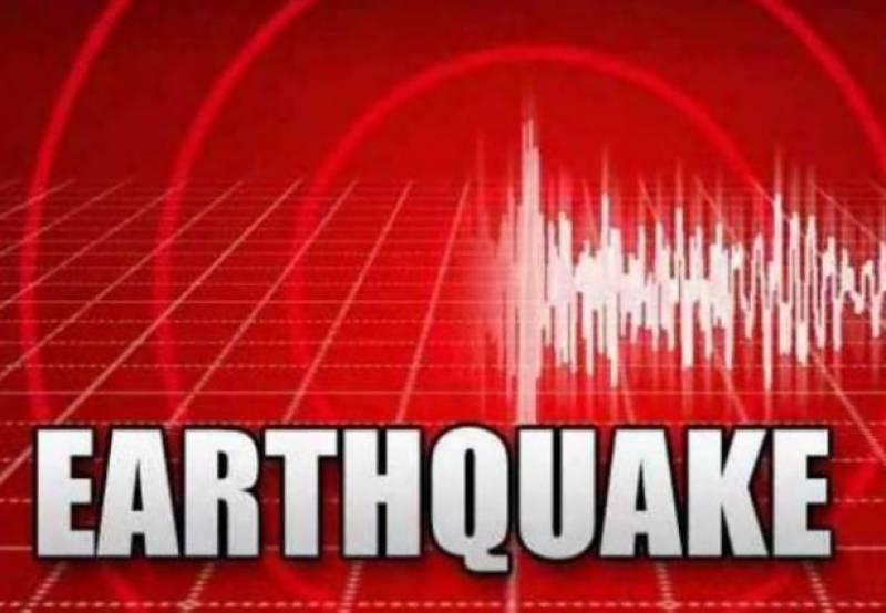 5.2 magnitude earthquake jolts Islamabad, parts of KP