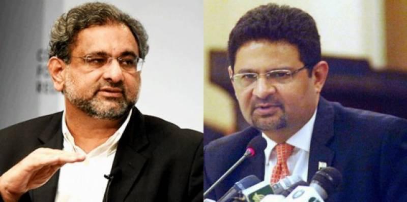 LNG case: Court extends Shahid Khaqan Abbasi, Miftah's remand till September 26