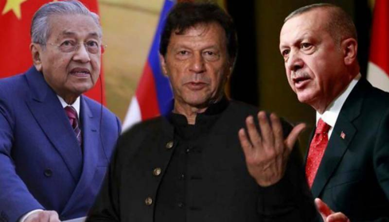 PM Khan joins hands with Malaysia, Turkey for Islamic TV channel