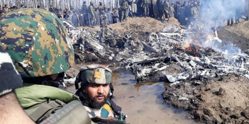 India admits downing its Mi-17 chopper during air battle with Pakistan on Feb 27