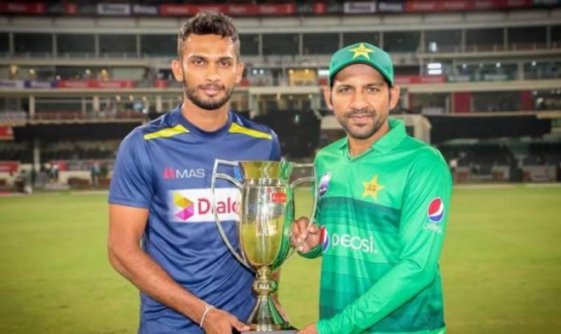 Pakistan to face Sri Lanka in T20 series opener today
