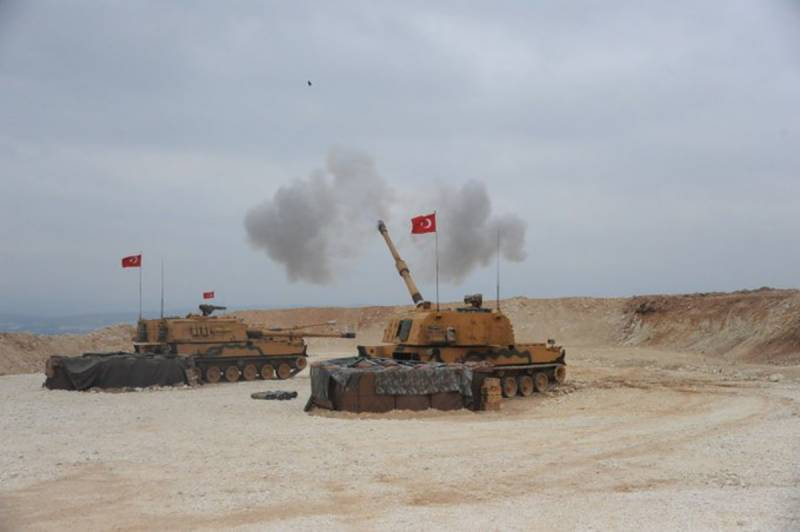 Turkey launches 'Operation Peace Spring' in northern Syria