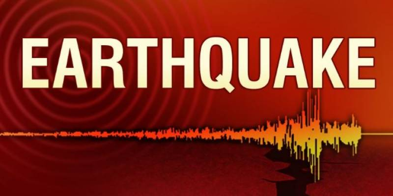 5.8 powerful earthquake jolts northern Pakistan