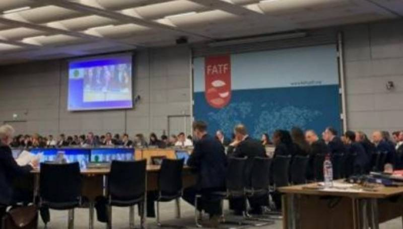 Pakistan delegation in Paris to present compliance report to FATF