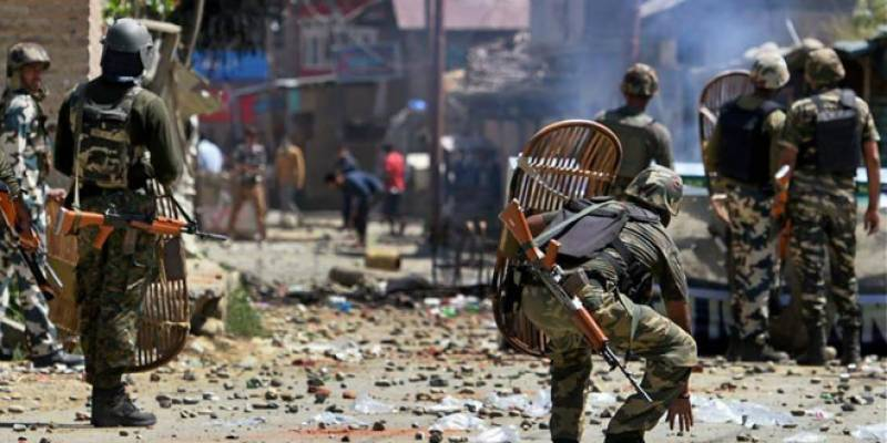 India blocks SMS services in occupied Kashmir