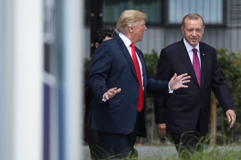 Turkey will never declare ceasefire in northern Syria: Erdogan