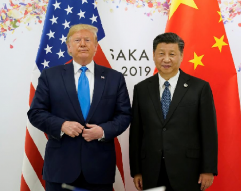 China, US 'close to finalising' part of a Phase One trade deal