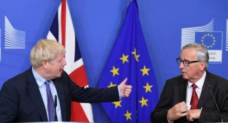 EU approves Brexit extension up to three month