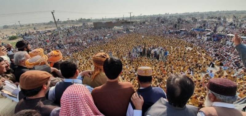 JUI-F's 'Azadi March' caravan to move towards Rawalpindi from Lahore today
