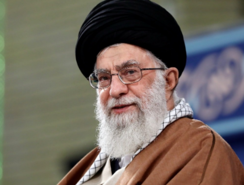 Iran's Supreme Leader rules out talks with US