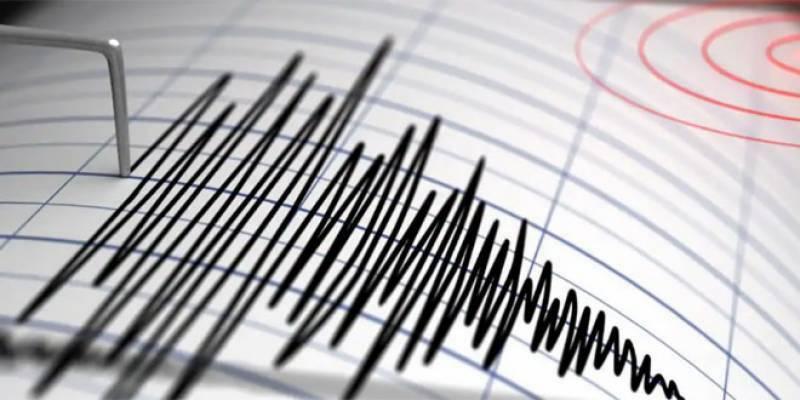 Five killed, 120 injured after 5.9-magnitude quake hits Iran