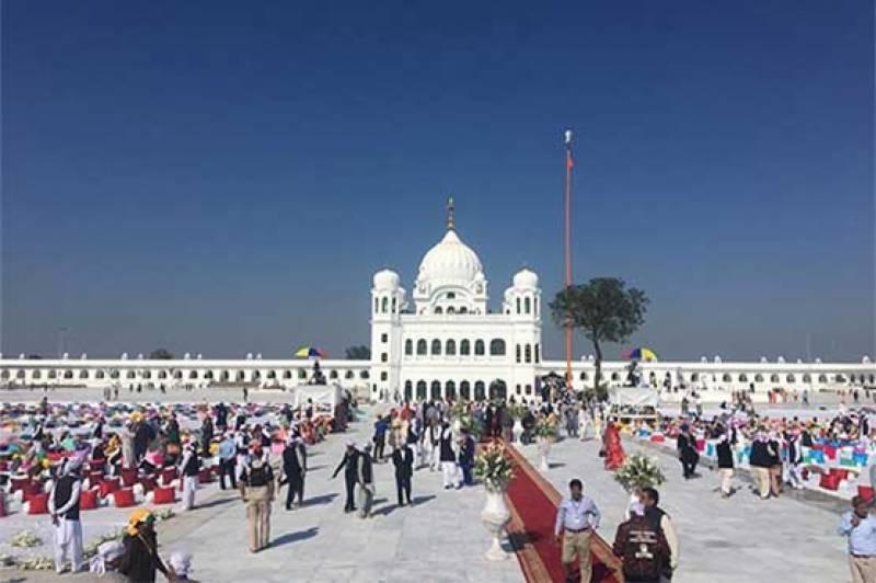 PM Imran Khan inaugurates historic Kartarpur Corridor