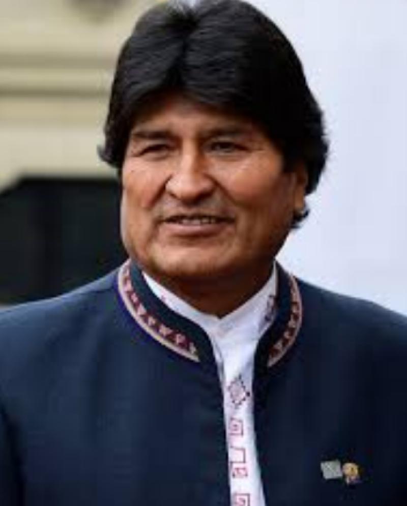 Bolivia's President Morales resigns