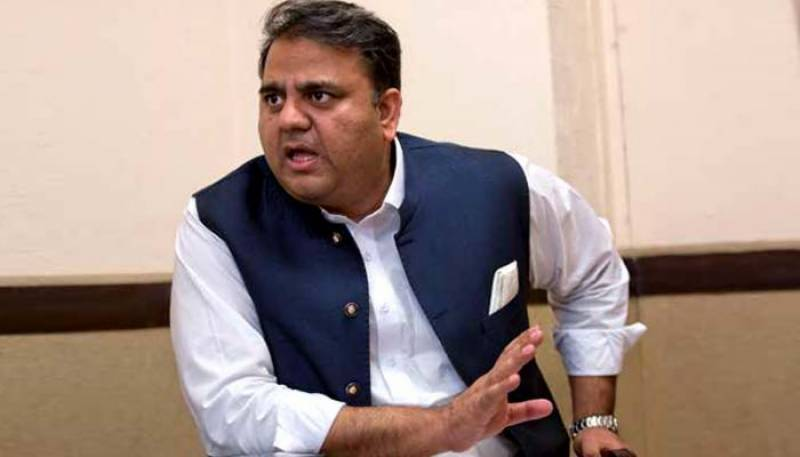 Fawad Chaudhry submits privilege motion against Khawaja Asif in NA