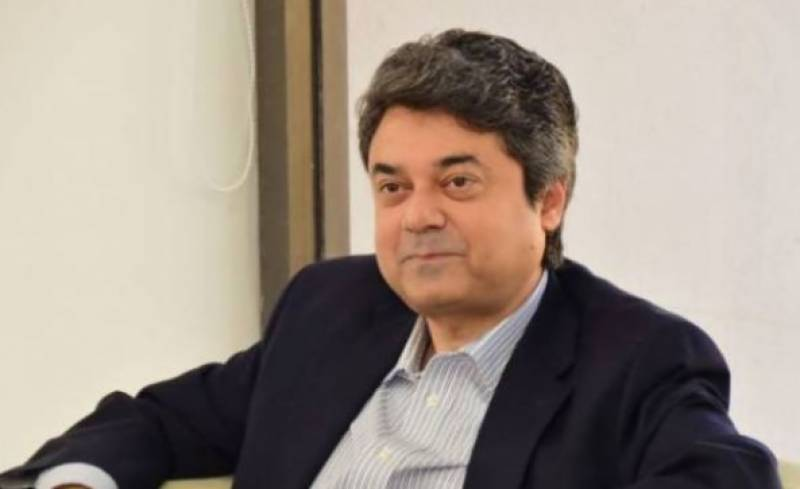 Federal Law Minister Farough Naseem resigns
