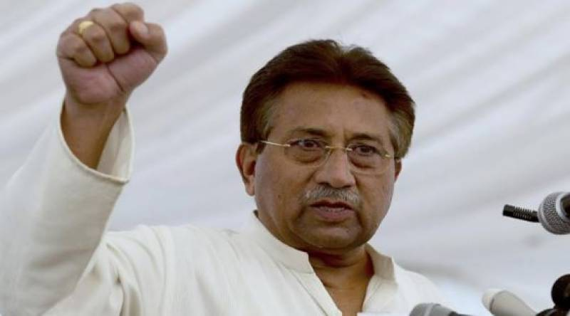 IHC bars special court from announcing verdict in Musharraf treason case