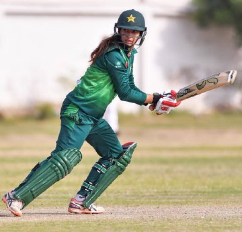 Pakistan women cricket team leaves for England series