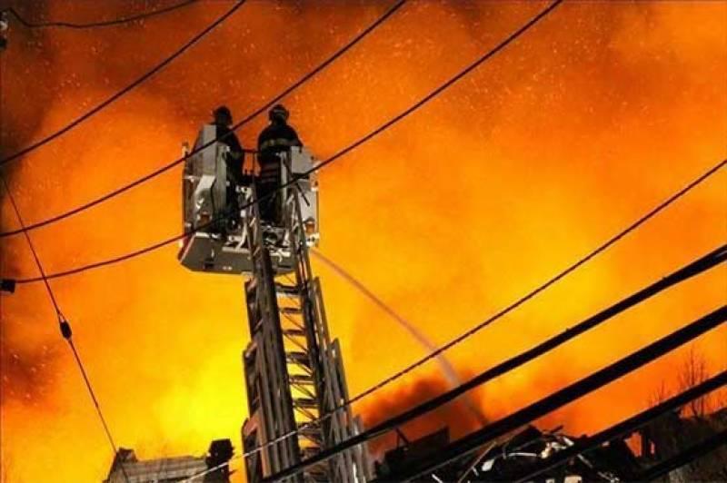 13 Pakistanis killed, three injured in Jordan house fire