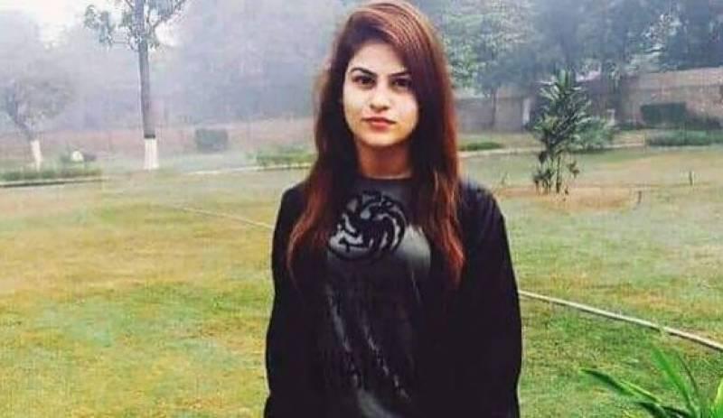 Abducted Dua Mangi returns home
