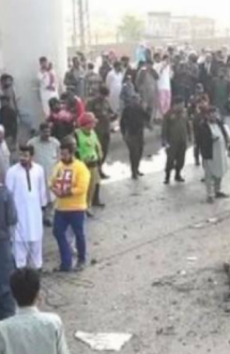 One dead, 6 wounded in Lahore explosion