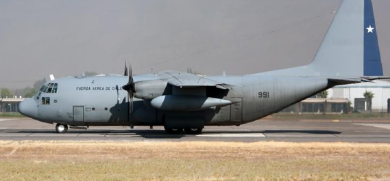 Chile military plane with 38 on board goes missing