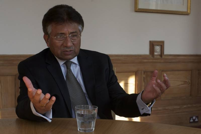High treason case: Special court hands death penalty to Pervez Musharraf
