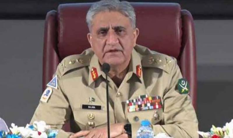 COAS Bajwa says won't let stability be compromised at any cost