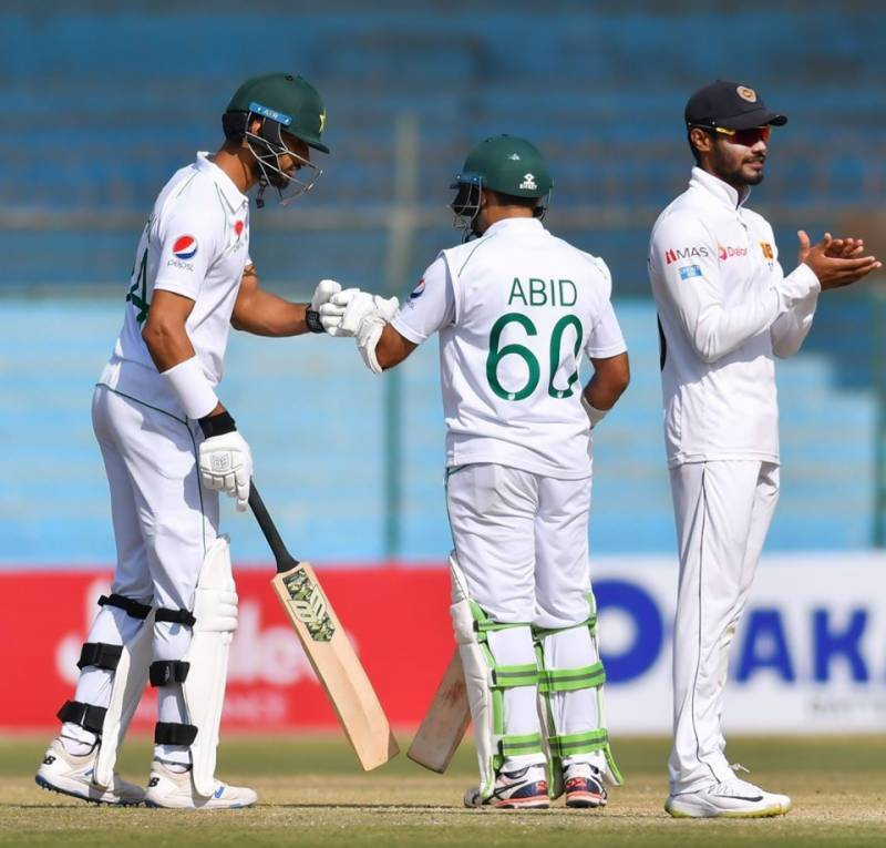 Pakistan defeat Sri Lanka by 263 runs to grab homecoming Test series
