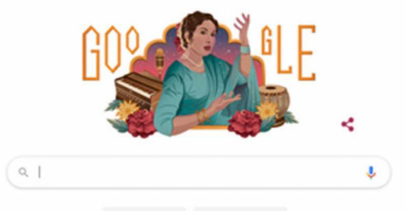 Google pays tribute to singer Iqbal Bano with doodle