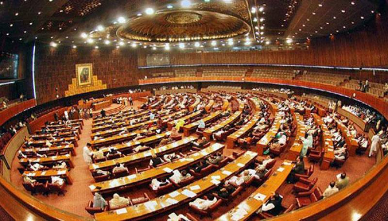 Govt tables Army Act amendments bill in National Assembly