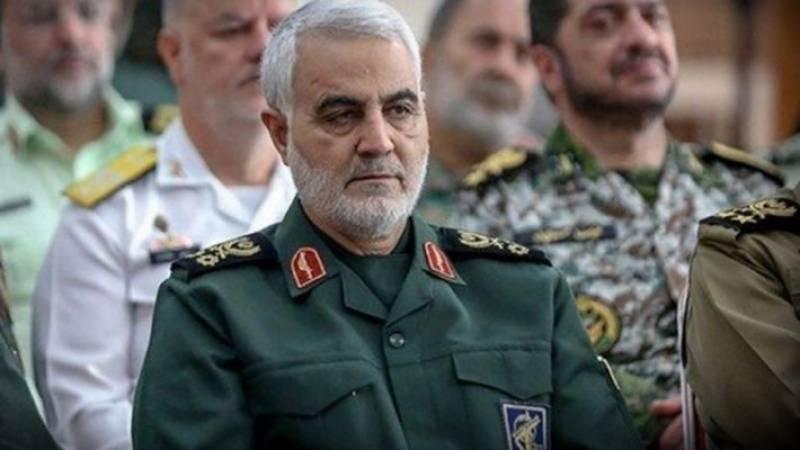 IRGC head briefs Iranian parliament on Soleimani killing