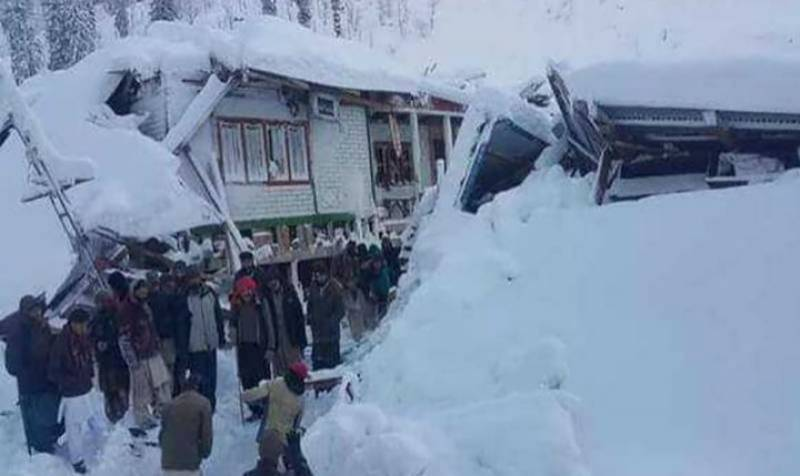 Death toll from AJK landslides reaches 69