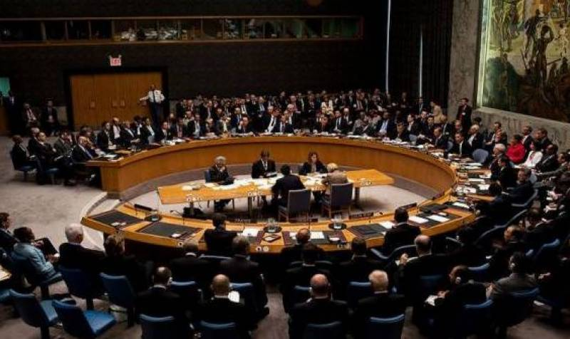 UNSC meets behind closed doors to discuss alarming situation in IOK