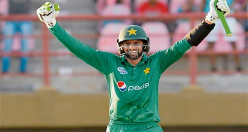 Pakistan beat Bangladesh by 5 wickets in first T20I