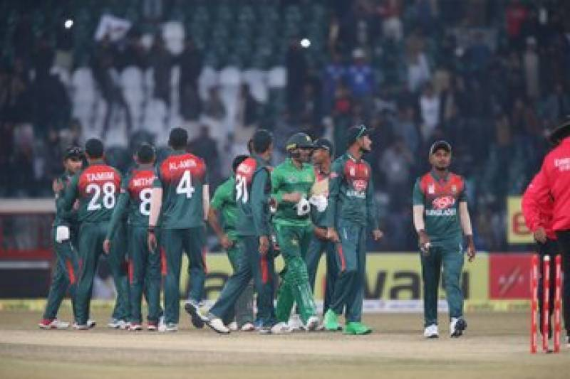 2nd match: Pakistan defeat Bangladesh by 9 wickets to clinch T20 series