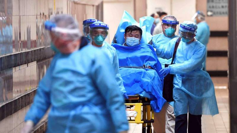 Death toll in China virus rises to 170