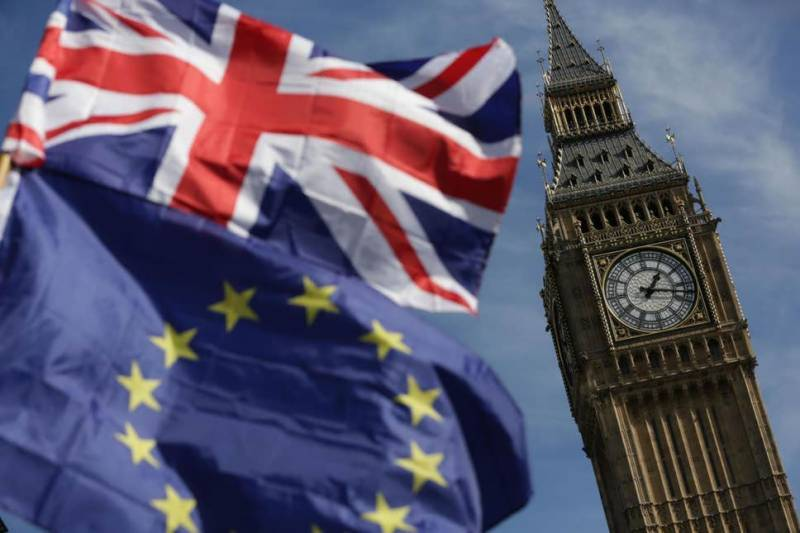 Britain officially leaves EU, Johnson vows to lead country for bright future