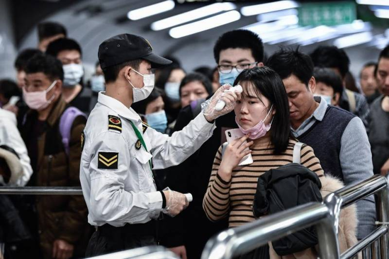 Death toll in China virus climbs over 400