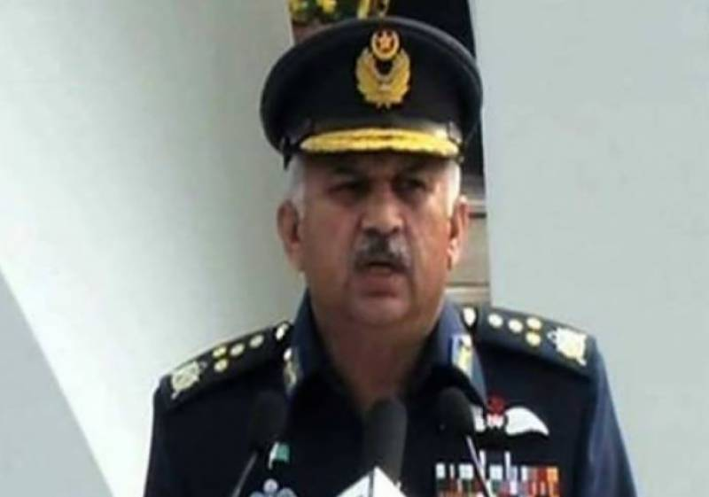 No compromise on Pakistan's sovereignty, territorial integrity, says Air Chief