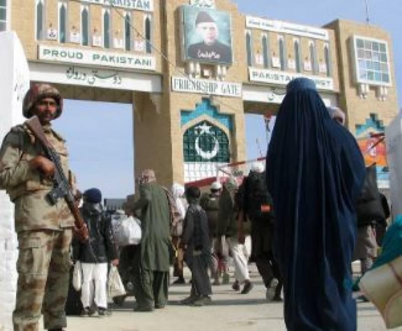 Coronavirus: Pakistan to close Chaman border with Afghanistan