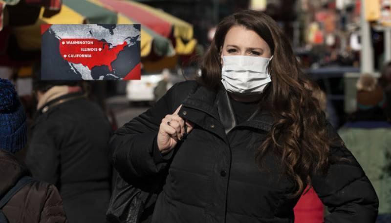 Coronavirus death toll in US rises to six
